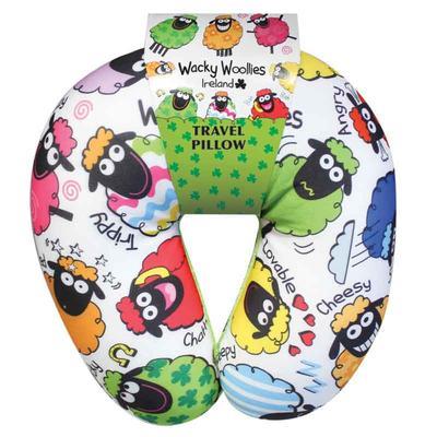 Wacky Woollies Travel pillow