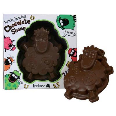 Wacky Woollies Chocolate 50g