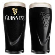 Guinness Pint Glasses Set 0,568l, Relief