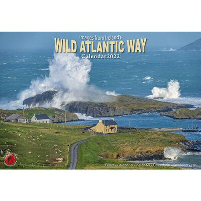 Wild Atlantic Way Kalender 2021