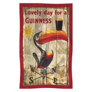 Guinness Kitchen Towel, Toucan