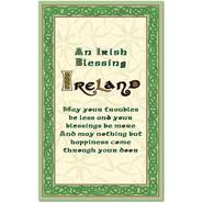 Irish Blessing - Küchenhandtuch