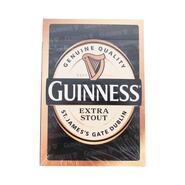 Guinness Playing Cards, Guinness Logo, 1 Package