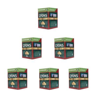 Lyons Tea Gold Blend 6 x 80 Beutel