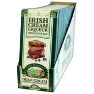 Kate Kearney Irish Cream Liqueur Chocolate Bar BOX