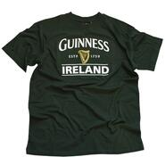 Guinness Shirt, Dark Green