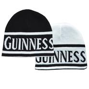 Guinness Cap Black/White, One Size Fits All