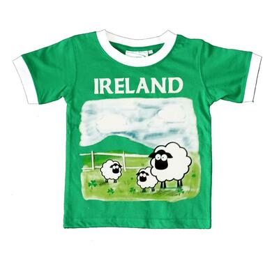 Children Ireland T-Shirt