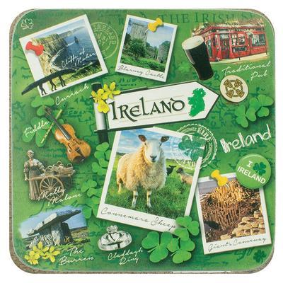 """Untersetzer """"Ireland"""""""