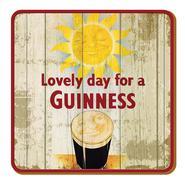 """Guinness Untersetzer """"Sonne"""""""