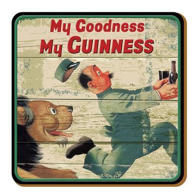 """Guinness Untersetzer """"Löwe"""""""