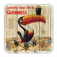 Guinness Magnet Toucan Weather Vane