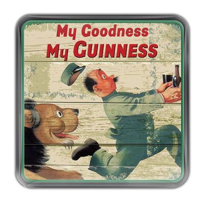 """Guinness Magnet """"Löwe"""""""