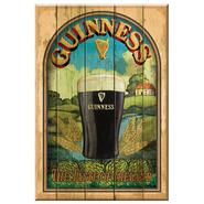 Guinness Holzschild The Taste of Ireland