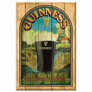 Guinness Wooden Sign  The Taste of Ireland