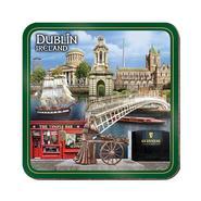 """Untersetzer """"Highlights Dublin"""""""