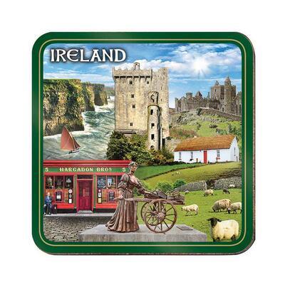 """Coaster """"Irelands Highlights"""""""