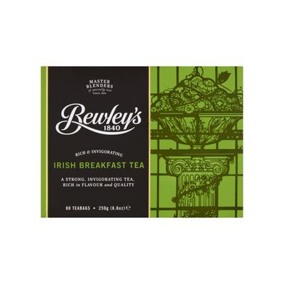 Bewleys Irish Breakfast Tea, 80 Bags