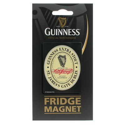 """Guinness Magnet """"Label"""""""