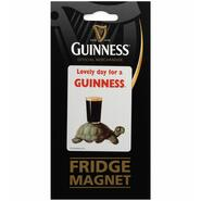 Guinness Magnet Turtle with Pint