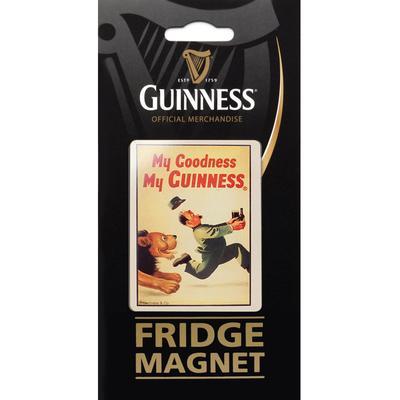 """Guinness Magnet """"Lion"""""""