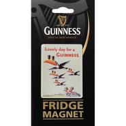 Guinness Magnet Flying Toucan