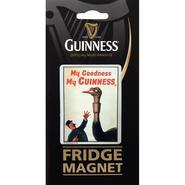 "Guinness Magnet ""Strauß"""