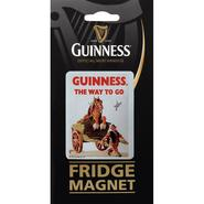 """Guinness Magnet """"Horse"""""""