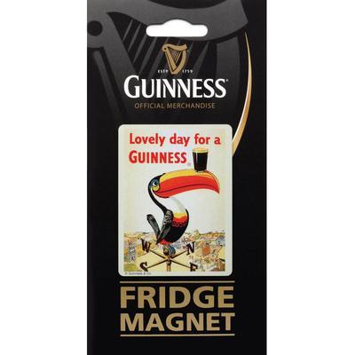 """Guinness Magnet """"Toucan"""""""