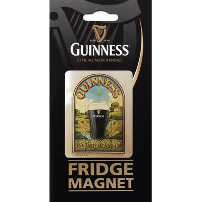 """Guinness Magnet """"Nostalgia"""""""