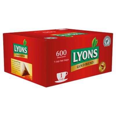 Lyons Tea Gold Blend 600 bags