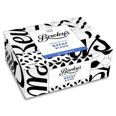 Bewleys Decaf Blend Tea, 80 Beutel