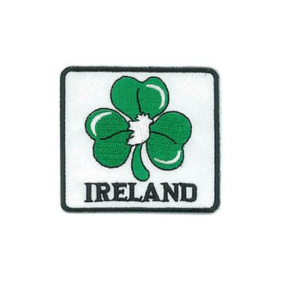 Ireland Shamrock Patch 6,5 x 6 cm