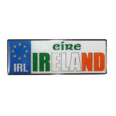 Magnet Irland Kfz Kennzeichen