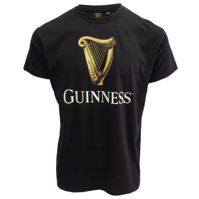 Guinness Shirt, Black