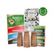 55 Tea Samples in a tasting set