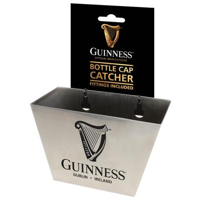 Guinness crown cap container for the wall