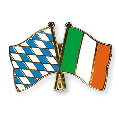 Pin Bavaria-Ireland