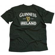 Guinness Shirt, Dark Green