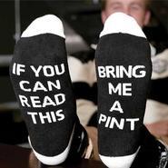 Guinness Strümpfe - Message