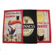 Guinness Küchenhandtuch Set