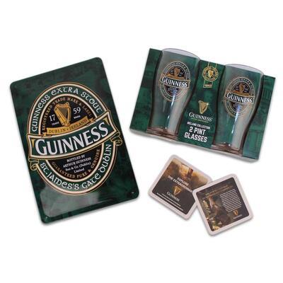 Guinness green Label Paket