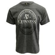 Guinness Shirt Grey, Guinness Label