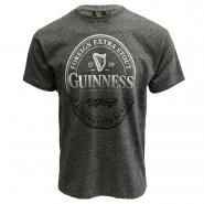 Guinness Shirt Grey, Guinness Label
