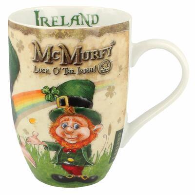 Leprechaun mug McMurfy