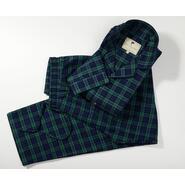 Pyjama, Green Tartan