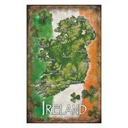 Kitchentowel Map of Ireland