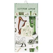 Kitchen Apron Impressions of Ireland