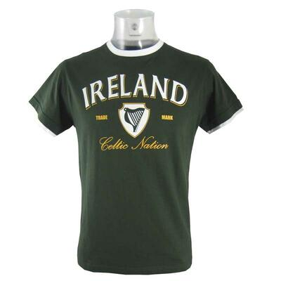 Kopie von Herren T-Shirt, Ireland