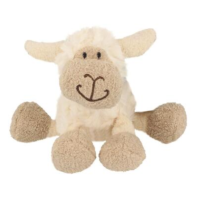 Small Soft Toy Sheep White